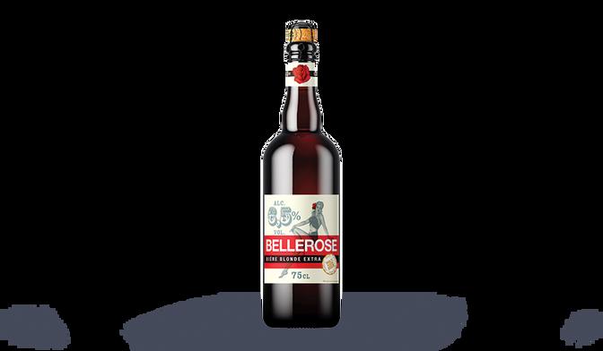 BELLEROSE BIERE BLONDE EXTRA 75CL