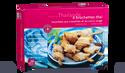 6 brochettes thaï,bouchées crevette et curry rouge