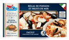 Régal de poisson et fruits de mer