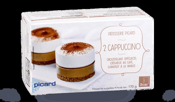 2 cappuccinos