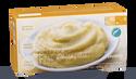 Purée pomme de terre au beurre,à la crème d'Isigny
