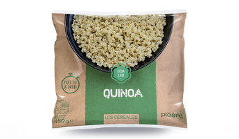 Quinoa, cuit