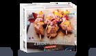 4 brochettes de poulet marinées Tex-Mex