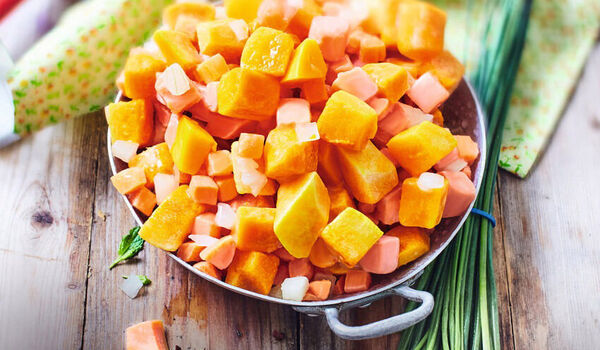 Mélange de légumes pour potage bio