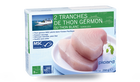 2 tranches de thon germon MSC