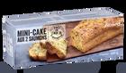 Mini-cake aux 2 saumons