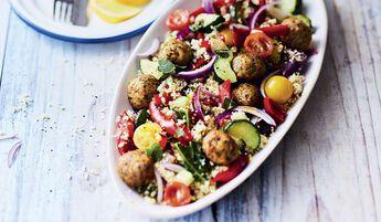 Salade à la libanaise