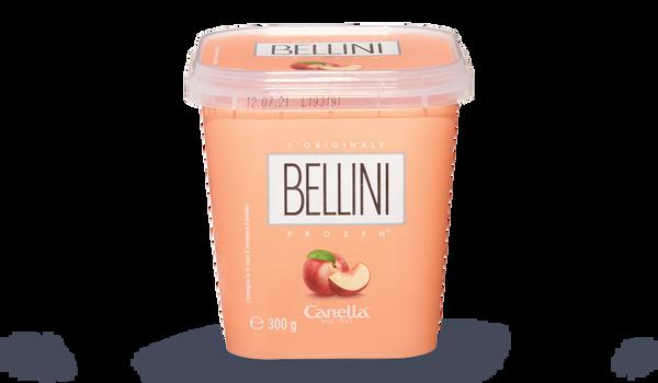 Bellini, sorbet à base de pêche et Prosecco AOC
