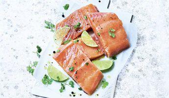4 pavés de saumon kéta du Pacifique MSC