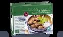 12 falafels, sauce à la purée de sésame