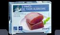 2 pavés de thon albacore