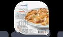 Raviolis marguerites à la courge sauce mascarpone