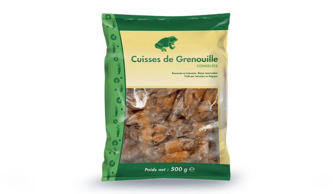 CUISSE GRENOUILLE 500G