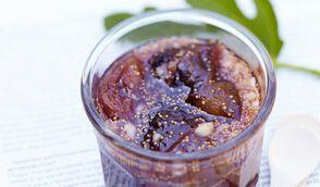 Confiture de figues-macadamia