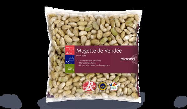 Mogette de Vendée haricots blancs, France