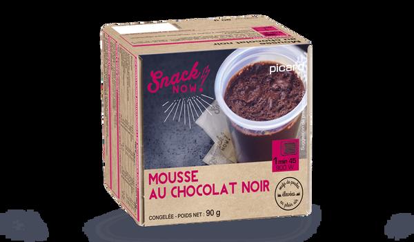 Mousse au chocolat noir, 1 part