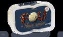 Crème glacée rhum, avec raisins macérés au rhum