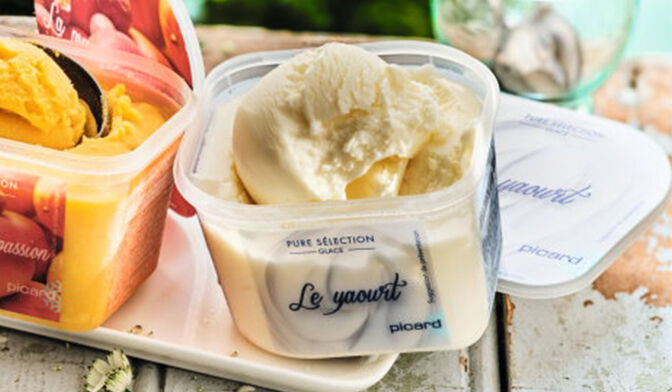 LE YAOURT PURE SELECTION