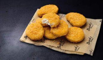 8 nuggets de poulet, spécial micro-ondes