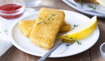 20 portions de cabillaud MSC panées, pré-frites