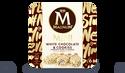 6 Mini Magnum chocolat blanc et cookies
