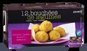 12 bouchées légumes carotte jaune,brocoli,emmental