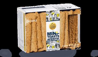 Mini-toast apéritif