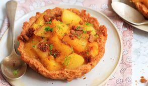 Tartelettes ananas
