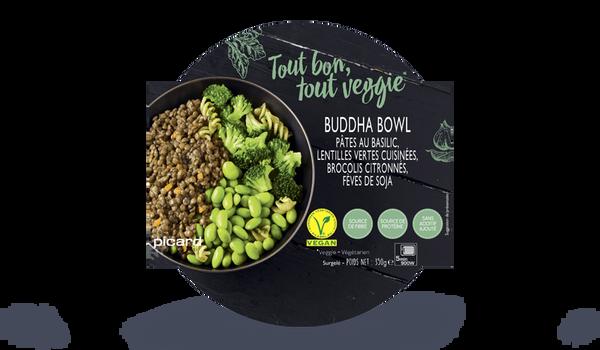 Buddha bowl, végan