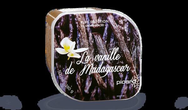 Glace La vanille de Madagascar