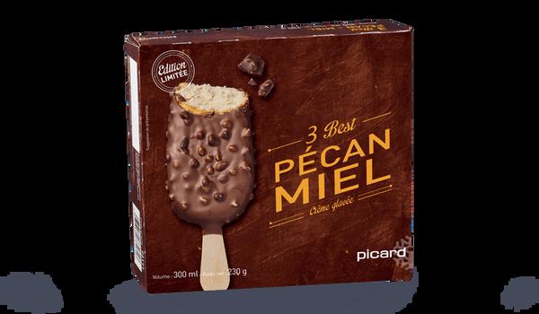 3 Best pécan-miel