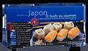 12 sushi au saumon