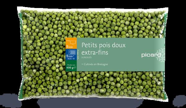 Petits pois doux extra-fins, France