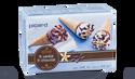 12 mini-cônes vanille-chocolat