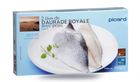 2 filets de daurade royale avec peau