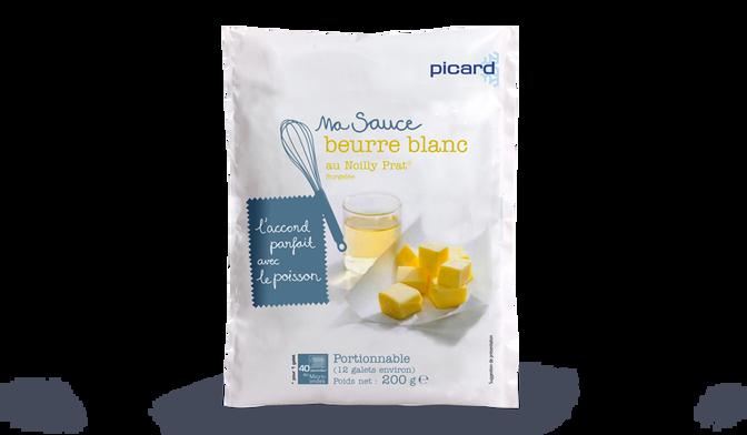 Sauce beurre blanc au Noilly-Prat®