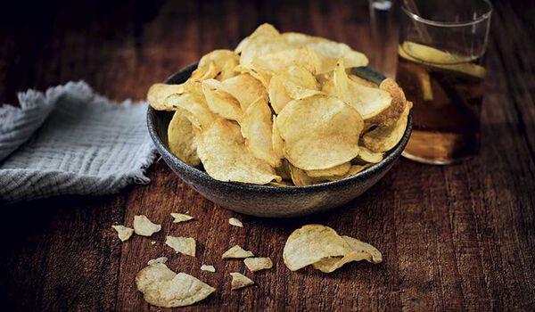 Chips goût vinaigre