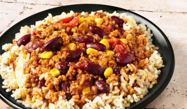 Chili et son riz