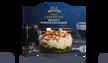 Crevettes, risotto, fondue d'épinards
