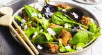 Salade croustillante de poulet à l'asiatique