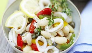 Salade ibérique