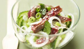 Salade de bœuf aux 7 parfums
