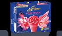 6 cônes Extrême Pink Tropic