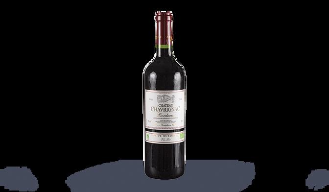 Bordeaux Ch. Chavrignac AOP Bordeaux Bio