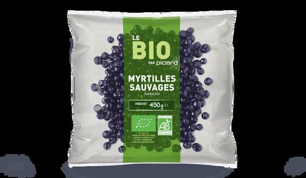 Myrtilles sauvages bio, Pologne