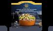 Pintade au bloc foie gras canard,écrasé potimarron