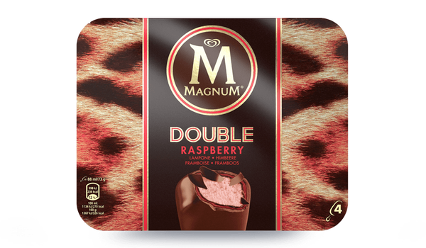 4 Magnum Double Framboise