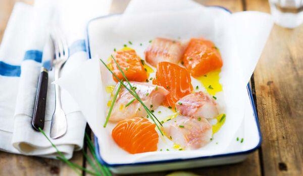 Morceaux choisis de poissons nordiques