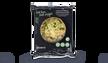 Tartelette poireaux, champignons de Paris