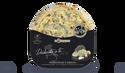 Pizza aux champignons de Paris, truffe blanche 1%